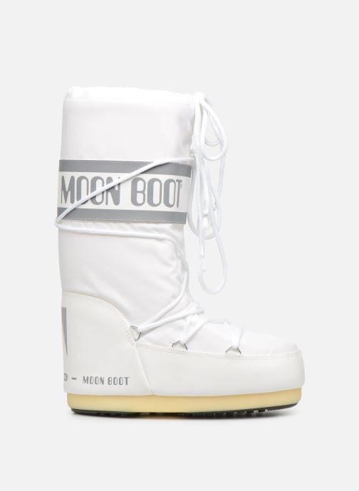 Sport shoes Moon Boot Moon Boot Nylon F White back view