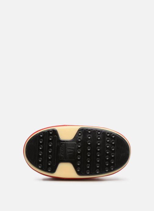 Chaussures de sport Moon Boot Moon Boot Nylon F Rouge vue haut