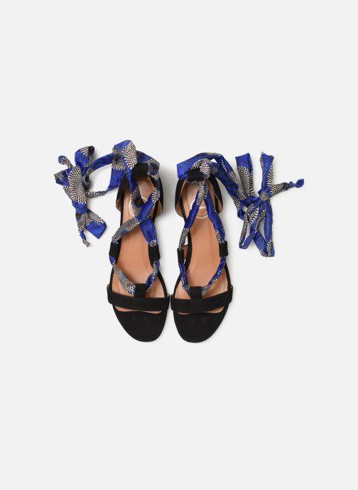 Sandales et nu-pieds Made by SARENZA UrbAfrican Sandales à Talons #1 Multicolore vue portées chaussures