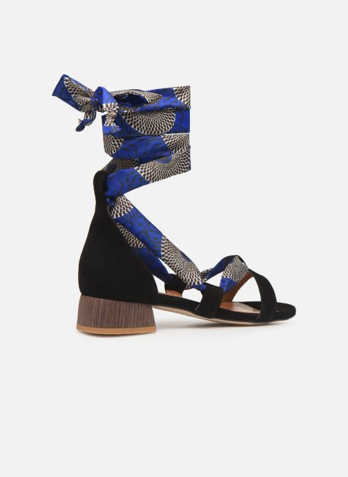 Sandali e scarpe aperte Made by SARENZA UrbAfrican Sandales à Talons #1 Multicolore immagine frontale