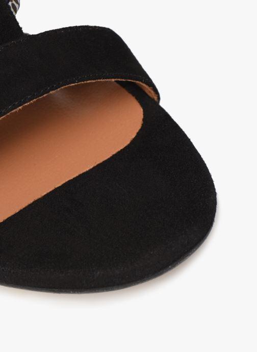 Sandales et nu-pieds Made by SARENZA UrbAfrican Sandales à Talons #1 Multicolore vue gauche