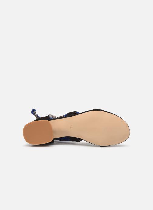 Sandales et nu-pieds Made by SARENZA UrbAfrican Sandales à Talons #1 Multicolore vue haut