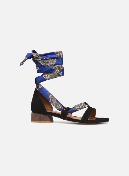 Sandales et nu-pieds Made by SARENZA UrbAfrican Sandales à Talons #1 Multicolore vue détail/paire