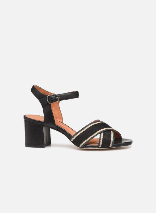 Sandales et nu-pieds Made by SARENZA Sport Party Sandales à Talons #4 Noir vue détail/paire