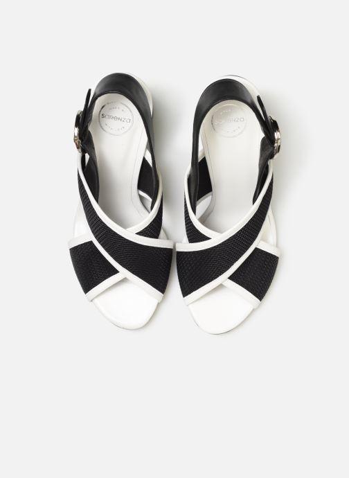 Sandales et nu-pieds Made by SARENZA Sport Party Sandales à Talons #6 Noir vue portées chaussures