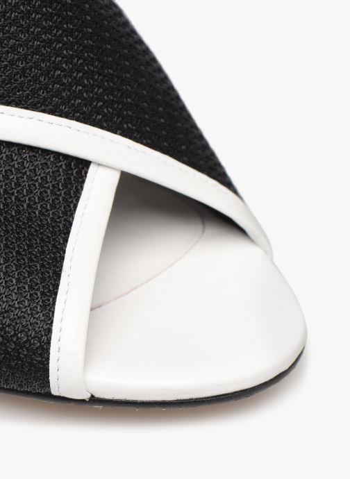 Sandales et nu-pieds Made by SARENZA Sport Party Sandales à Talons #6 Noir vue gauche