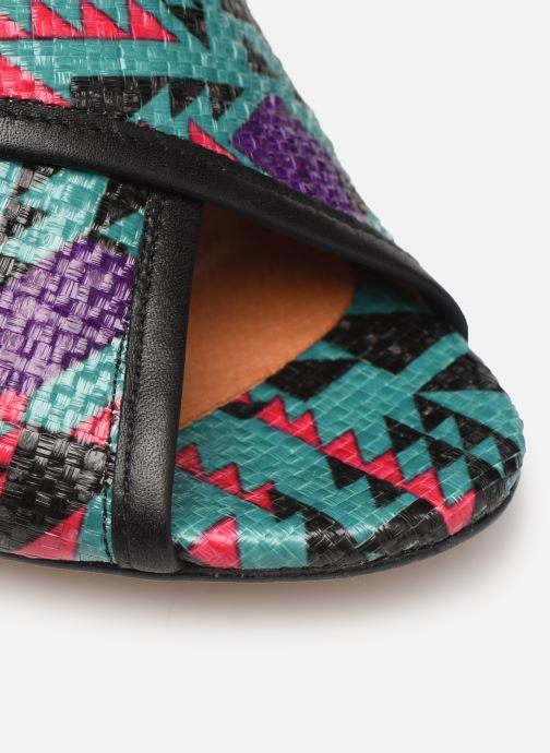 Sandalen Made by SARENZA Sport Party Sandales à Talons #6 mehrfarbig ansicht von links
