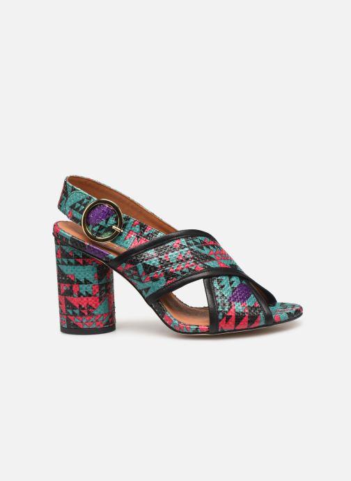 Sandales et nu-pieds Made by SARENZA Sport Party Sandales à Talons #6 Multicolore vue détail/paire