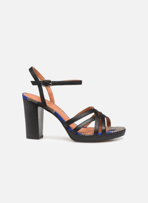 Sandales et nu-pieds Made by SARENZA UrbAfrican Sandales à Talons #8 Noir vue détail/paire