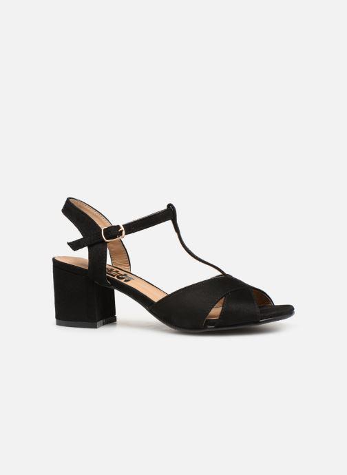 Sandales et nu-pieds Refresh 64330-Meka Noir vue derrière