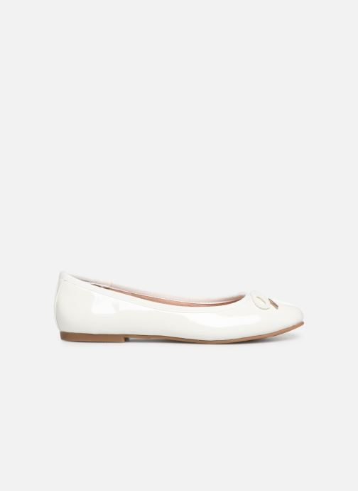 Ballet pumps Tamaris Sakura White back view