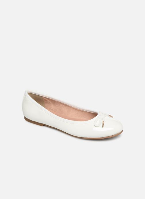 Ballet pumps Tamaris Sakura White detailed view/ Pair view