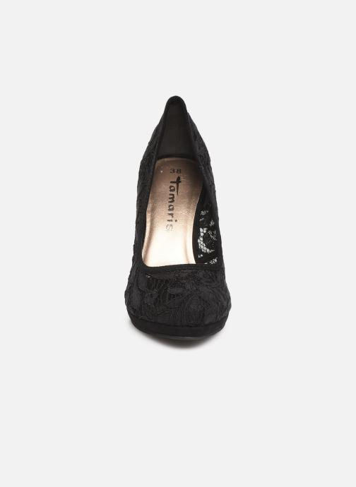 High heels Tamaris Freesia 1 Black model view