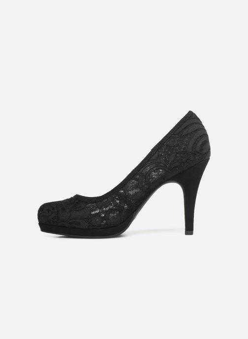 High heels Tamaris Freesia 1 Black front view