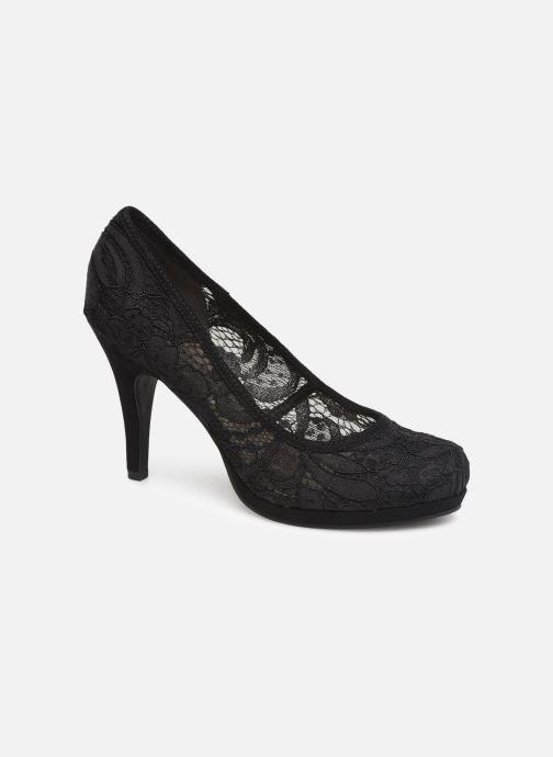 High heels Tamaris Freesia 1 Black detailed view/ Pair view