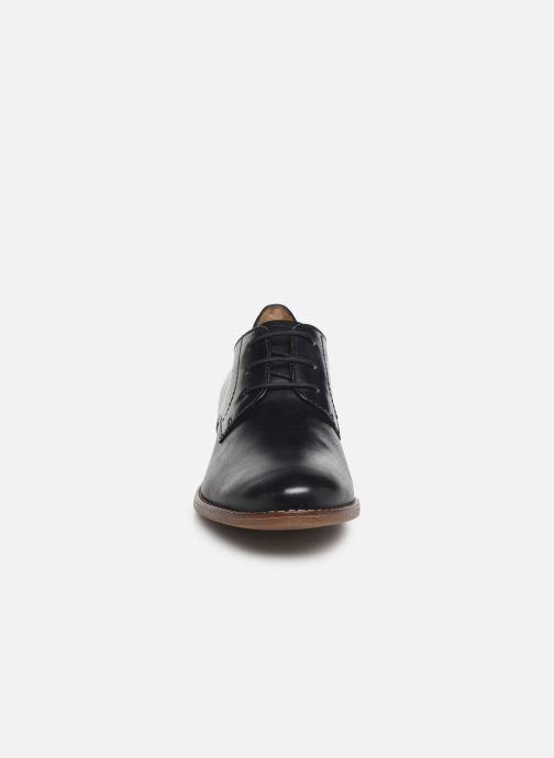Chaussures à lacets Tamaris Malika Bleu vue portées chaussures