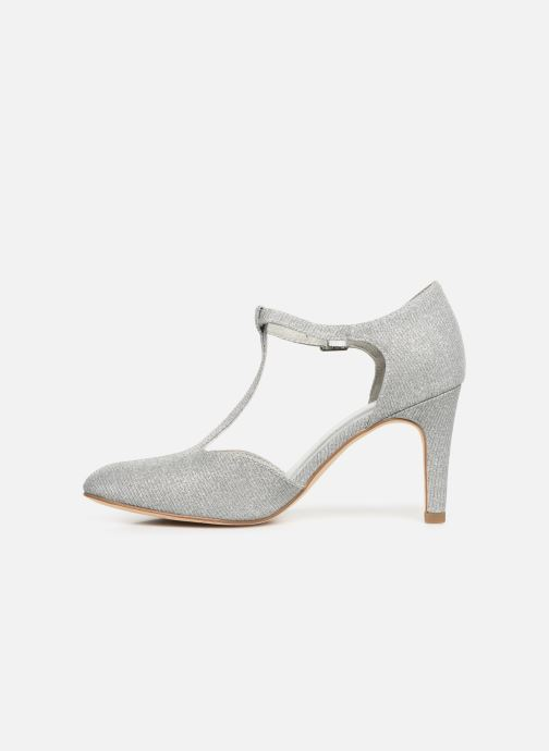 Zapatos de tacón Tamaris Suri 1 Plateado vista de frente