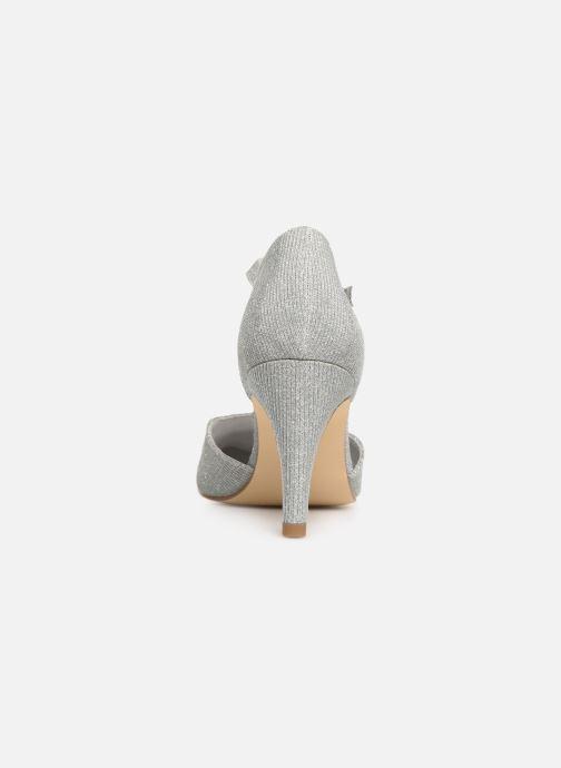 Zapatos de tacón Tamaris Suri 1 Plateado vista lateral derecha