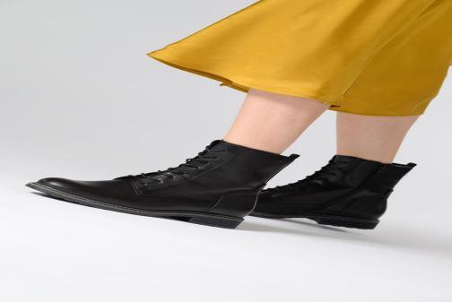 Stiefeletten & Boots Tamaris Belin schwarz ansicht von unten / tasche getragen
