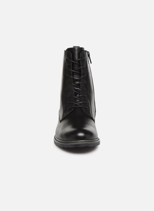 Boots en enkellaarsjes Tamaris Belin Zwart model