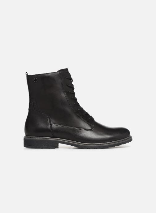 Boots en enkellaarsjes Tamaris Belin Zwart achterkant