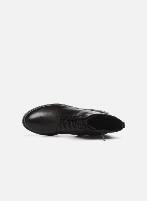 Boots en enkellaarsjes Tamaris Belin Zwart links
