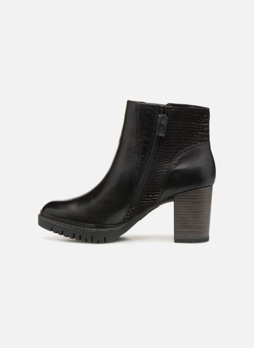 Ankle boots Tamaris Fee Bottines Black front view