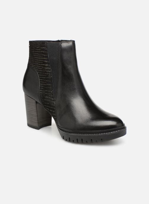 Ankle boots Tamaris Fee Bottines Black detailed view/ Pair view