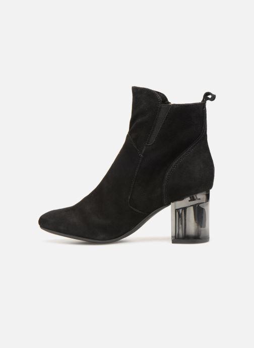 Boots en enkellaarsjes Tamaris Tacita Zwart voorkant
