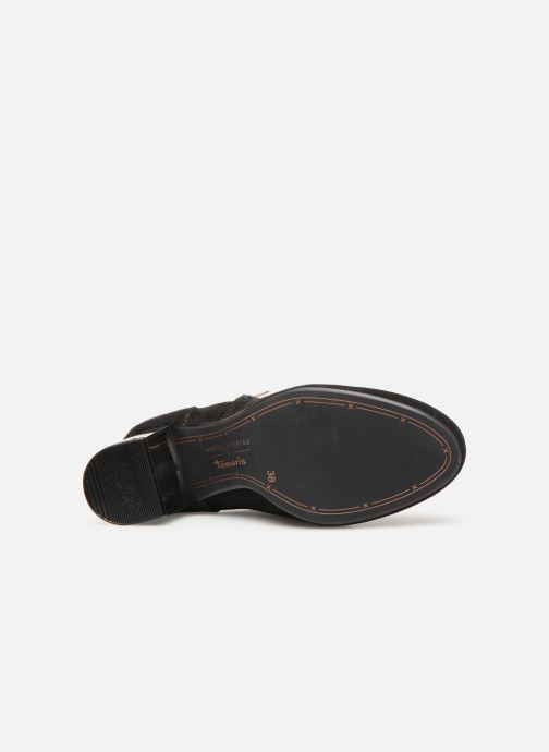 Boots en enkellaarsjes Tamaris Tacita Zwart boven