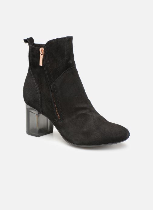 Ankle boots Tamaris Tacita Black detailed view/ Pair view