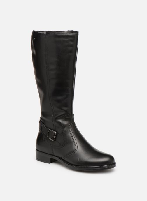 Boots & wellies Tamaris Jessy Black detailed view/ Pair view