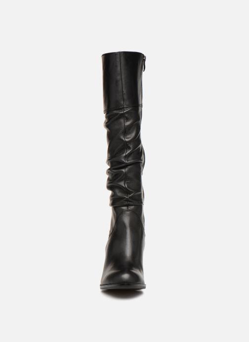 Bottes Tamaris Marnie Noir vue portées chaussures