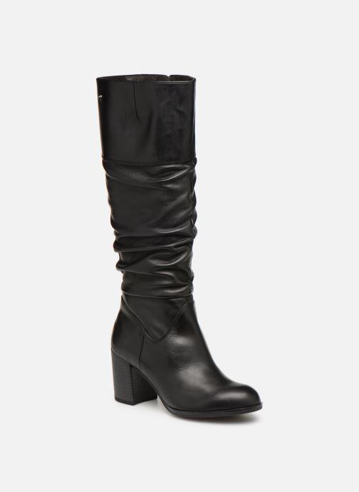 Boots & wellies Tamaris Marnie Black detailed view/ Pair view