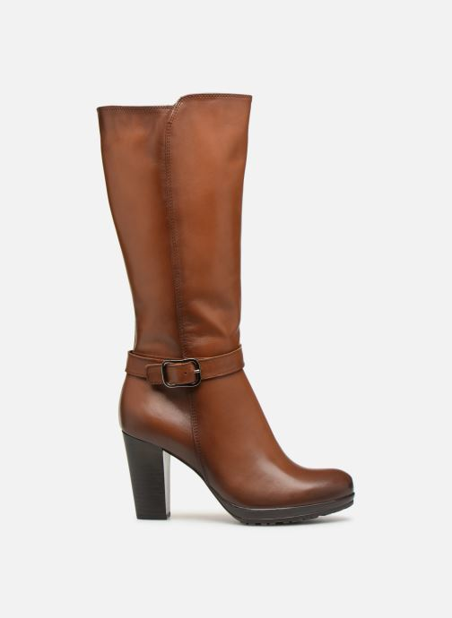 Boots & wellies Tamaris Clea Brown back view