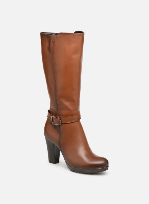 Boots & wellies Tamaris Clea Brown detailed view/ Pair view