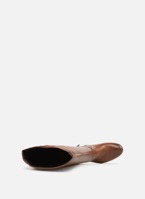 Stiefel Tamaris Bonny braun ansicht von links