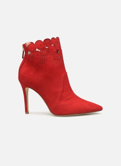 Ankle boots Tamaris Idony Red back view