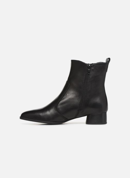 Boots en enkellaarsjes Tamaris Adria Zwart voorkant