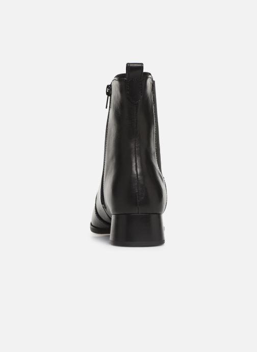 Boots en enkellaarsjes Tamaris Adria Zwart rechts