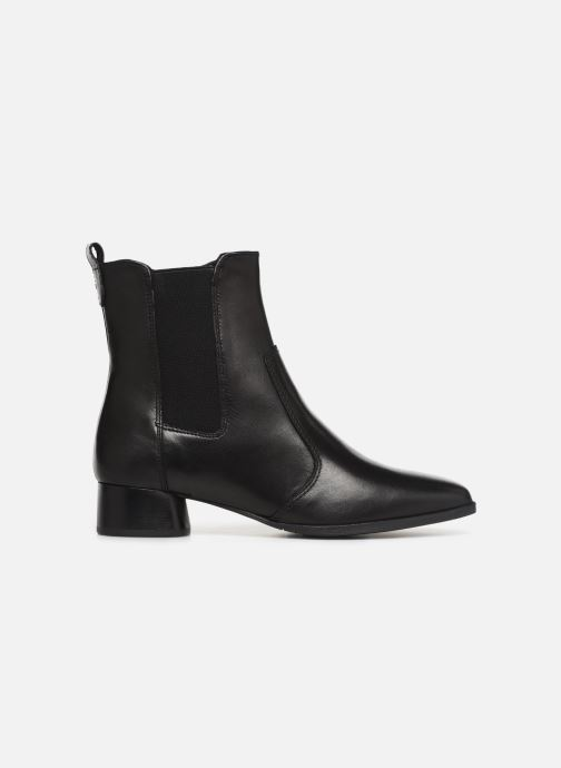 Boots en enkellaarsjes Tamaris Adria Zwart achterkant