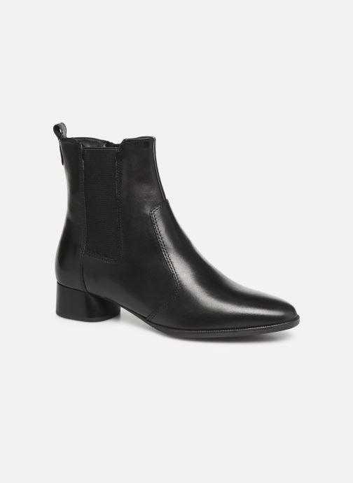 Boots en enkellaarsjes Tamaris Adria Zwart detail