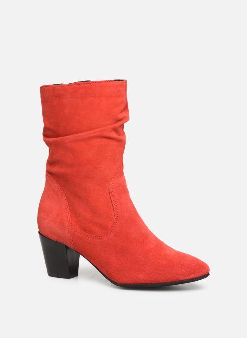 Bottines et boots Tamaris Juna Rouge vue détail/paire