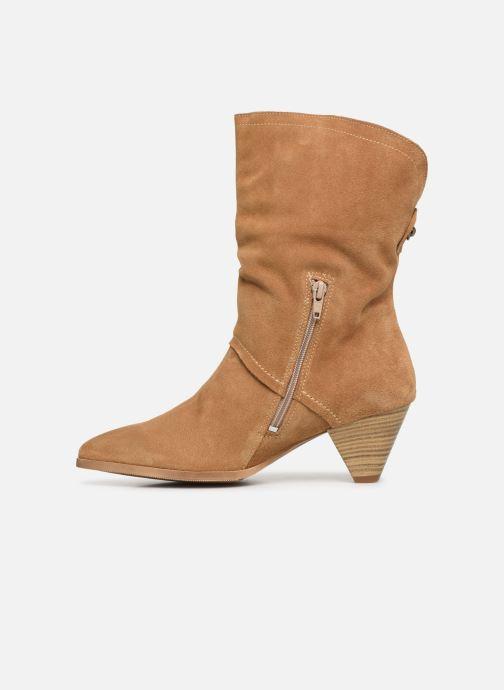 Bottines et boots Tamaris Fard Marron vue face