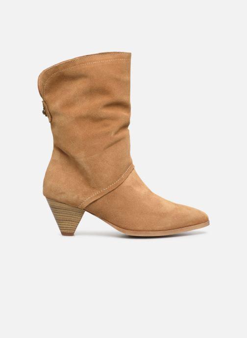 Bottines et boots Tamaris Fard Marron vue derrière