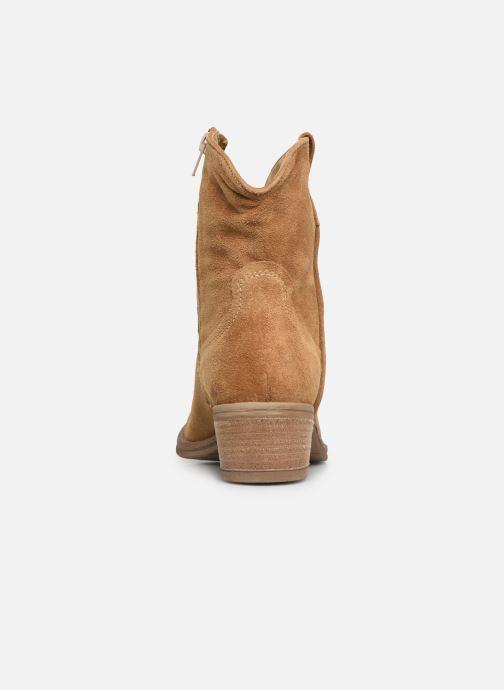 Stiefeletten & Boots Tamaris Glamo braun ansicht von rechts