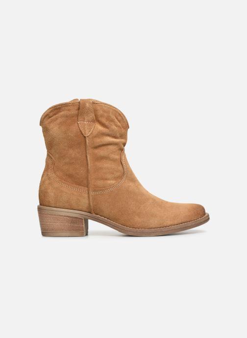 Stiefeletten & Boots Tamaris Glamo braun ansicht von hinten