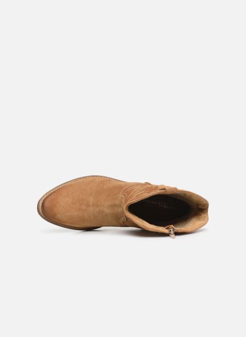 Stiefeletten & Boots Tamaris Glamo braun ansicht von links