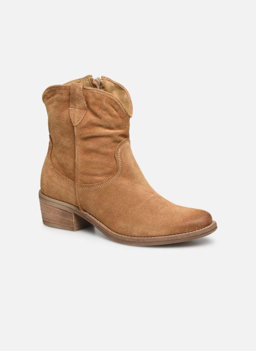 Stiefeletten & Boots Tamaris Glamo braun detaillierte ansicht/modell