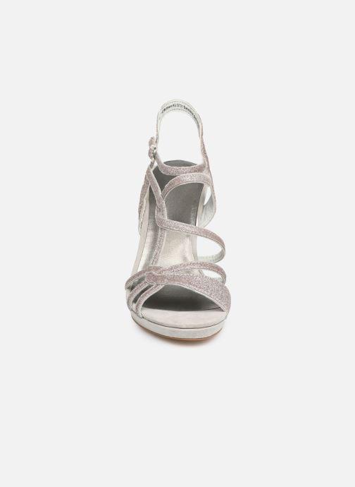High heels Tamaris Myggia Silver model view